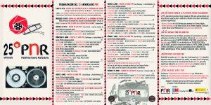 PNR_25_ANIVERSARIO_programa