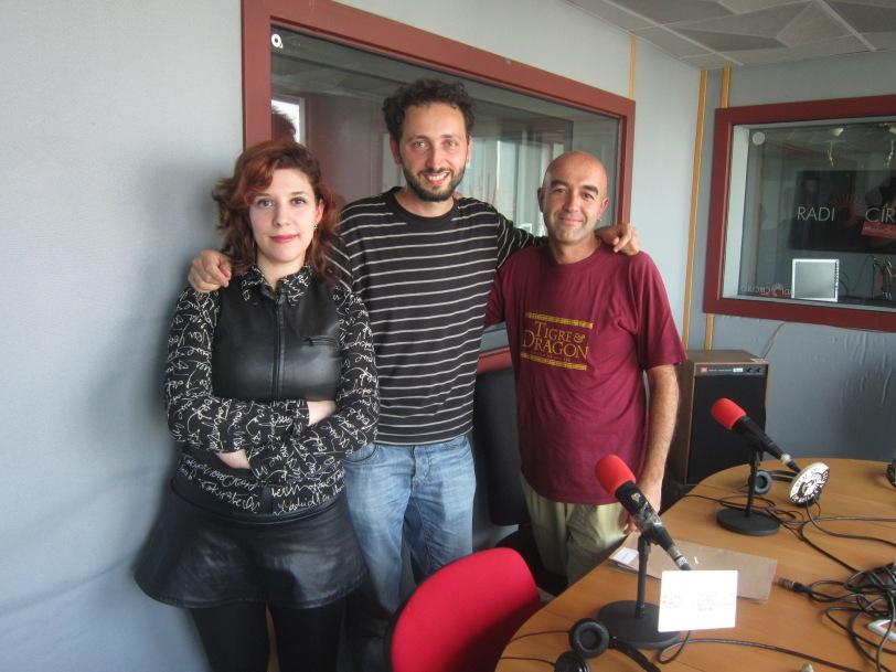 """Giovanni Maccelli y Elena del Moral """"Juan y la Nube"""""""