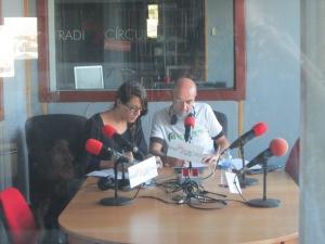 Valentina Cataldo y Edu Cardoso