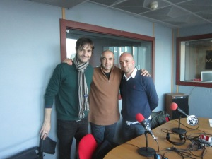 """Trato Preferente""  Antonio Gómez, Edu Cardoso y Carlos Polo"
